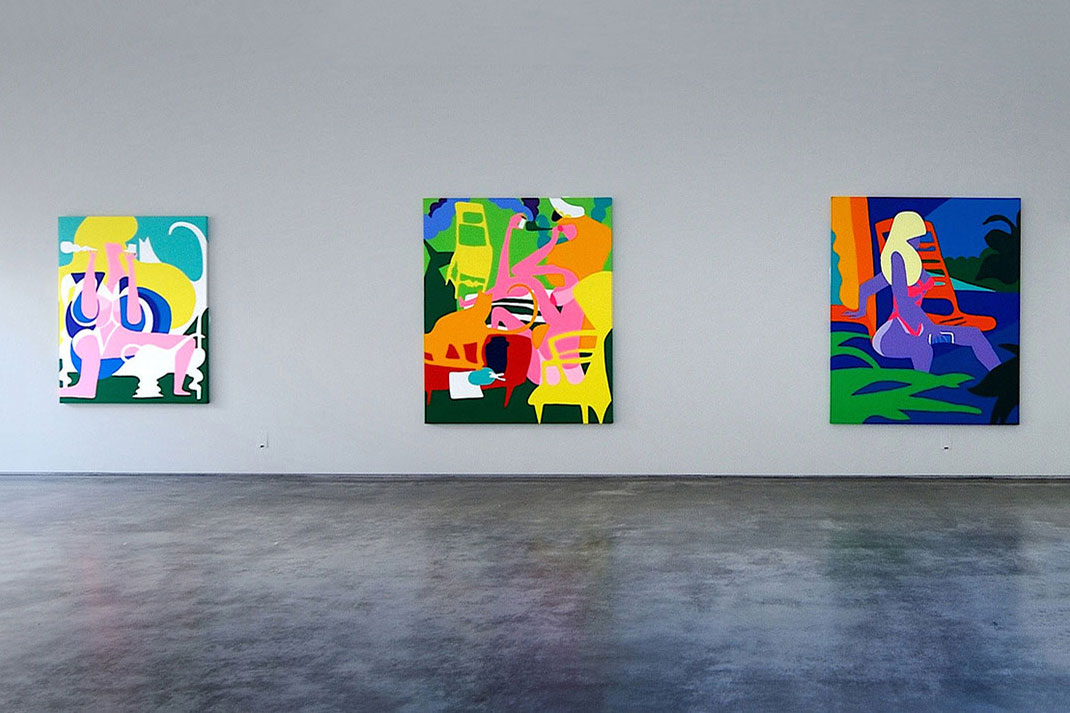 """Take a Peek Inside Todd James's """"We Are One"""" Exhibition in Spain"""