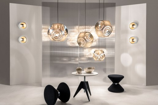 Tom Dixon To Launch a Glitzy Exhibition at 10 Corso Como Seoul