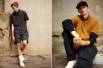 Tone Drops Its 2017 Spring/Summer Lookbook of Earthy-Toned Casuals