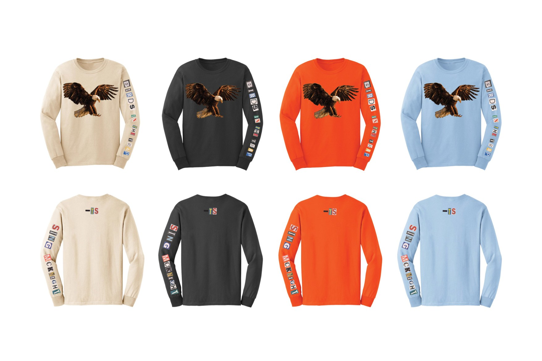 Travis Scott S Birds In The Trap 60 Piece Merchandise Drop