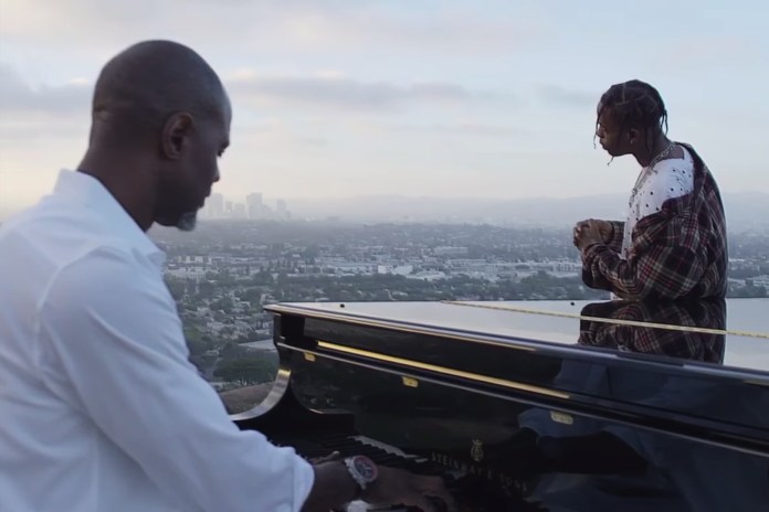 "Brian McKnight Joins Travis Scott for Hilarious ""B*tch U Broke My Heart"" Parody"