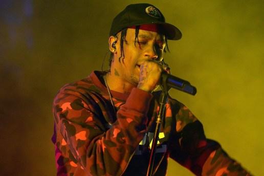 """Travis Scott Drops """"RAW RAW"""" featuring Lil Uzi Vert"""