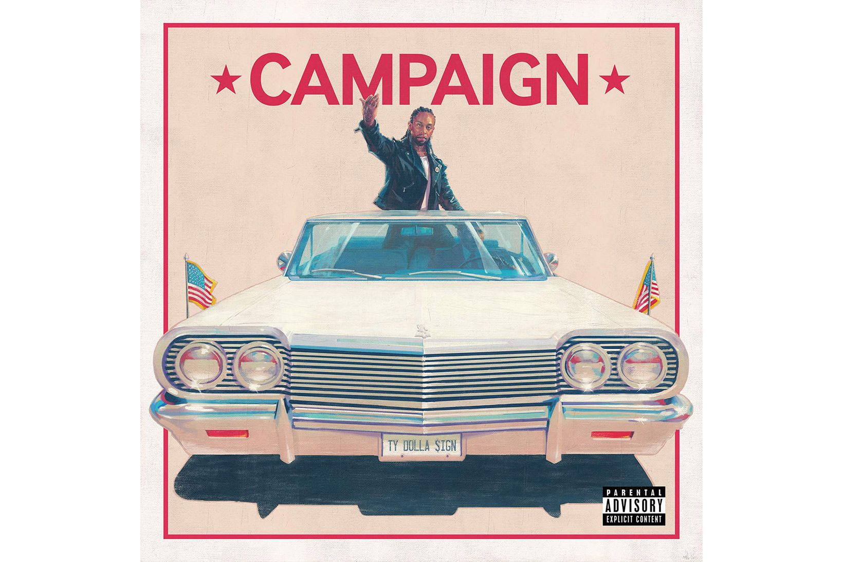 Ty Dolla Sign Campaign