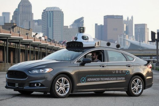 Uber Debuts Self-Driving Vehicles in Pittsburgh