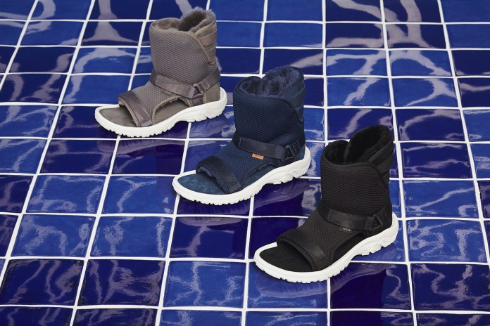 UGG and Teva Collaborate on a Footwear Collection