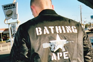 UNDEFEATED x A Bathing Ape Showcases New Collaboration in Gritty Lookbook