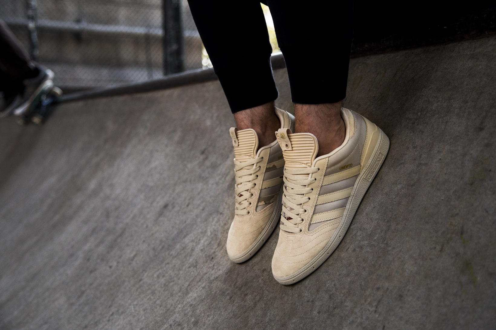 A Closer Look at the UNDEFEATED x adidas Consortium Busenitz