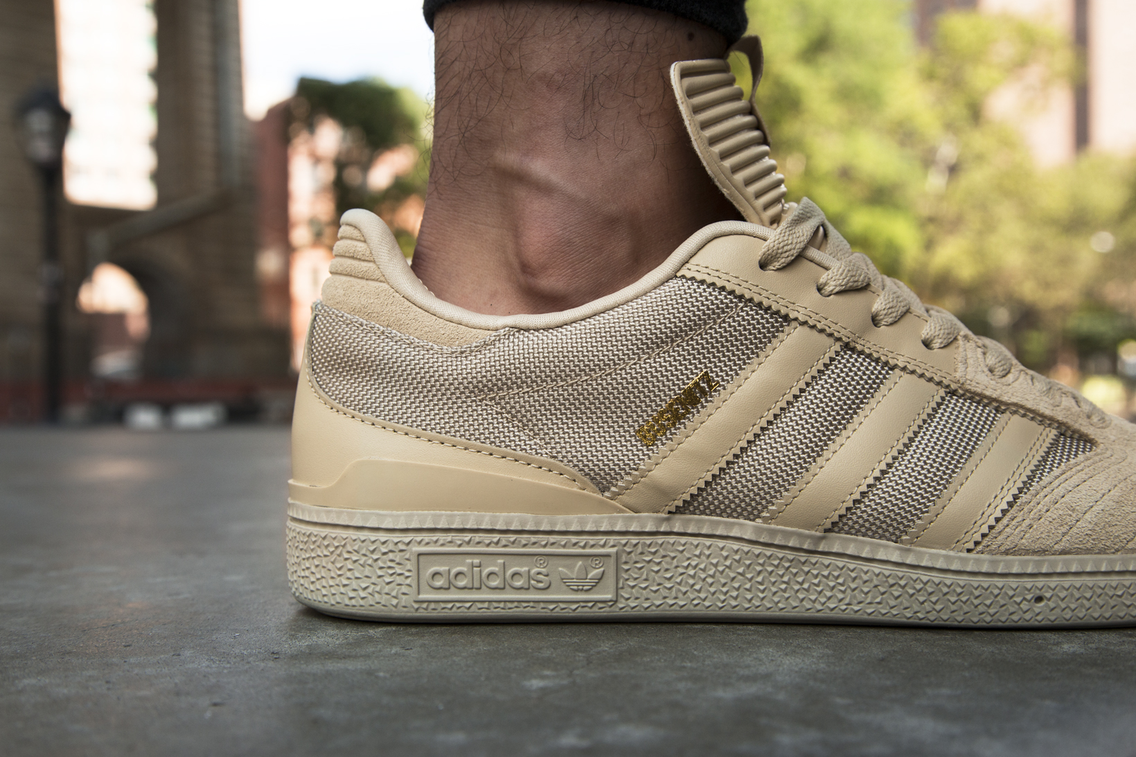 sports shoes 9f32e 50717 A Closer Look at the UNDEFEATED x adidas Consortium Busenitz