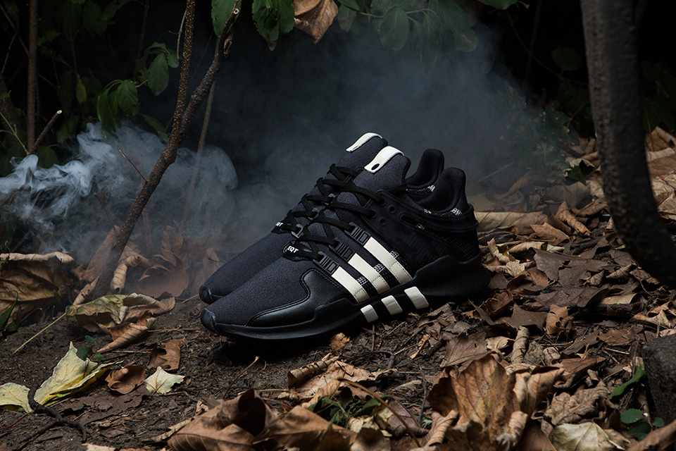 UNDEFEATED & adidas Team up for a Consortium Edition of the EQT Support ADV