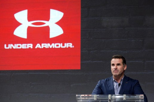 Under Armour CEO Sells off $72 Million Worth of Stock