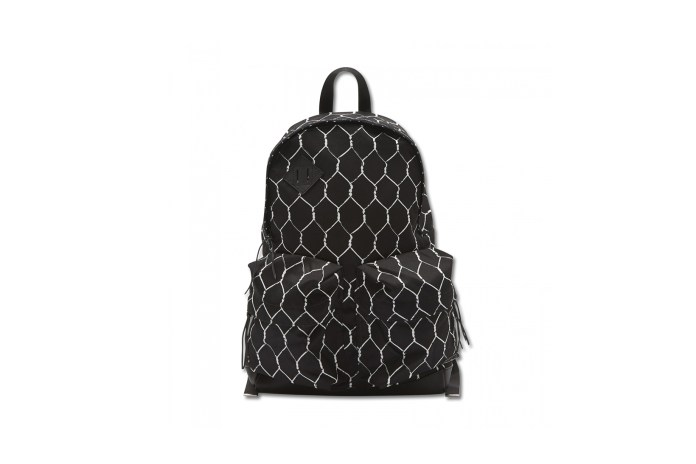 UNDERCOVER Drops Chainlink Fence-Covered Backpacks for 2016 Fall/Winter