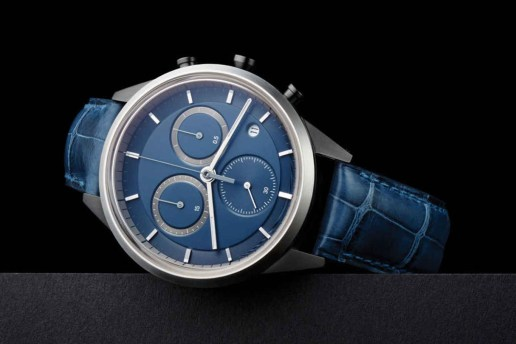 "Uniform Wares Unveils Its Second ""Edition"" Concept Watch"