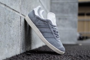 UNITED ARROWS Teams up With adidas Originals for a Sophisticated Take on the Gazelle
