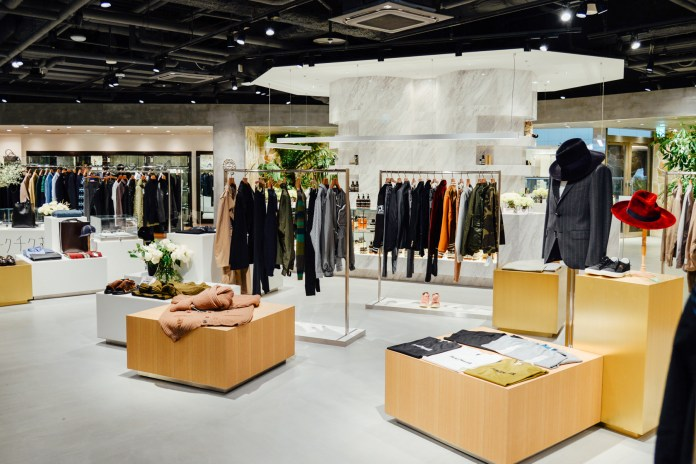 UNITED ARROWS Opens Its Largest Flagship Store Yet in One of Japan's Wealthiest Locations
