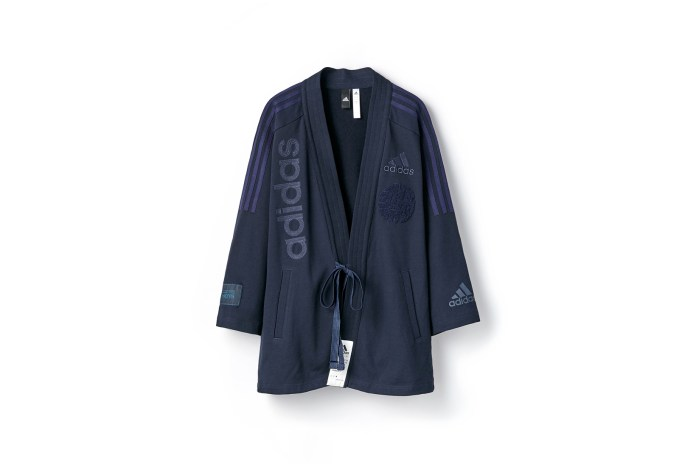 UNITED ARROWS & SONS Gives adidas Sportswear a Jiu-Jitsu-Inspired Makeover