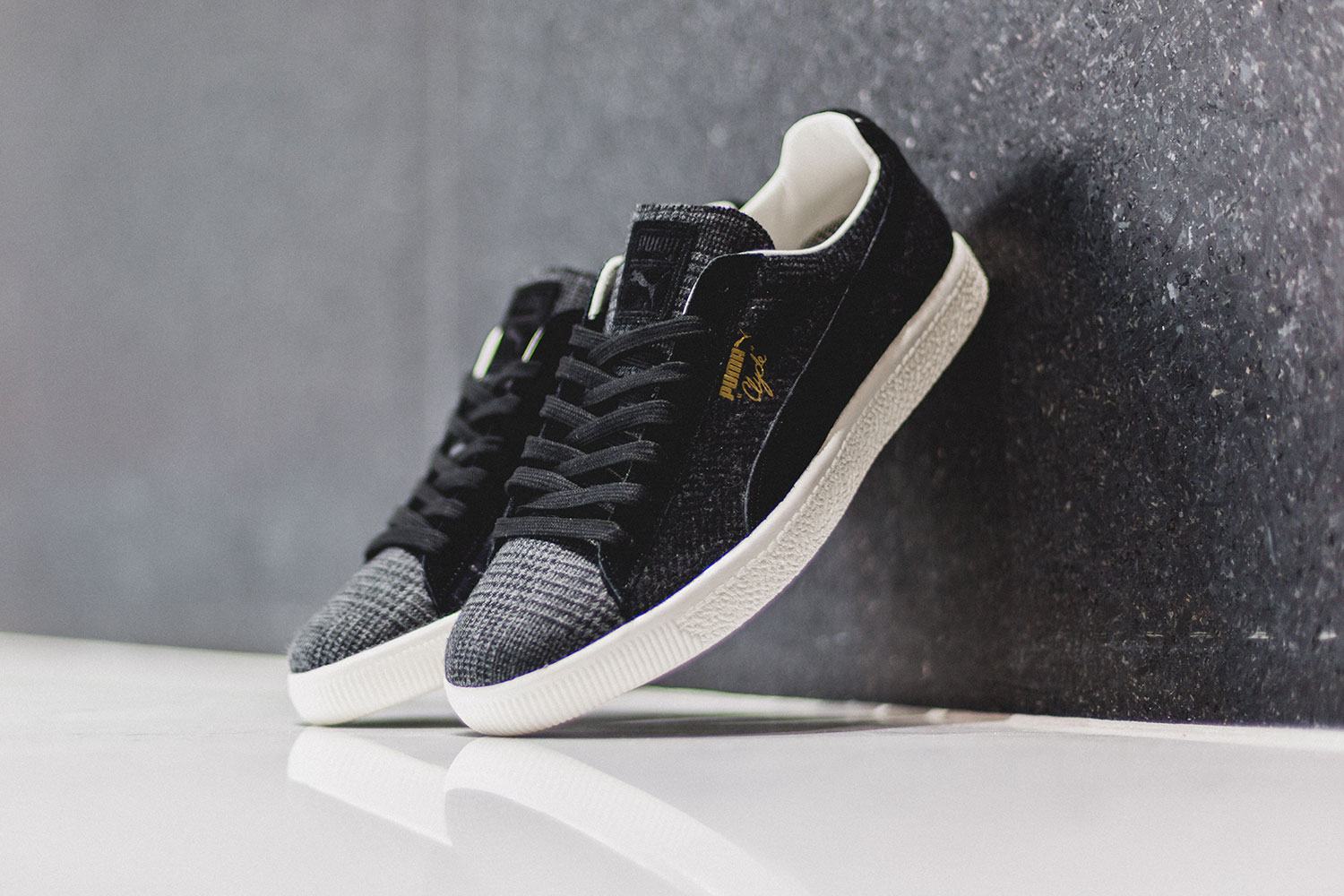 UNITED ARROWS & SONS Take on the PUMA Clyde