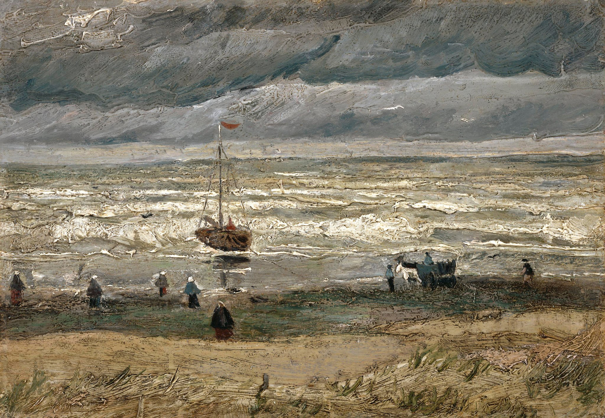 Two Stolen Van Gogh Paintings Recovered in Italy