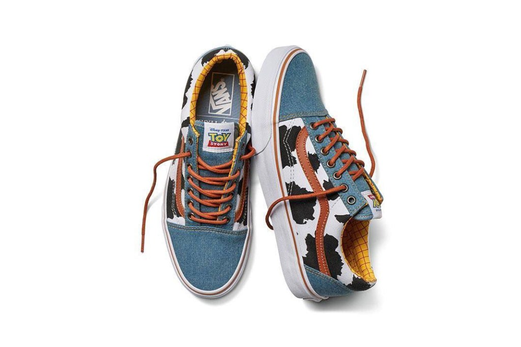 Vans Toy Story Edition