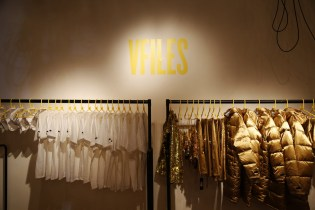 A Look Inside the Milan VFILES World Tour Pop-Up Shop for Calvin Klein's One Gold Perfume
