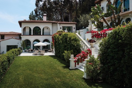 Take a Look Inside VICE CEO Shane Smith's Santa Monica Mansion