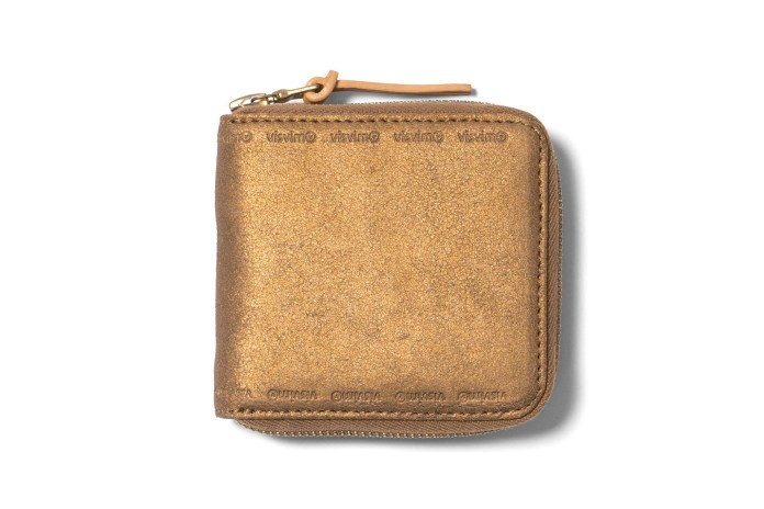 Check out visvim's Seasonal Range of Small Leather Goods