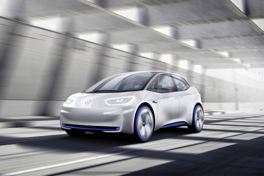 Volkswagen's All-Electric I.D. Arrives in 2020 & Will Be Fully Autonomous in 2025