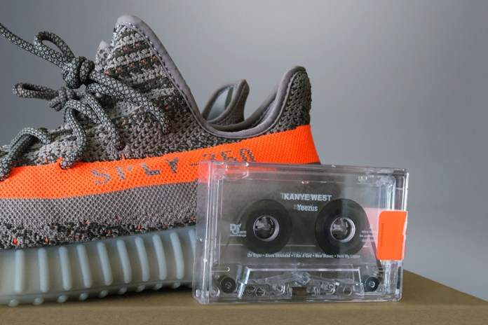 Could This Be Where the adidas Yeezy Boost 350 V2 Stripe Comes From?