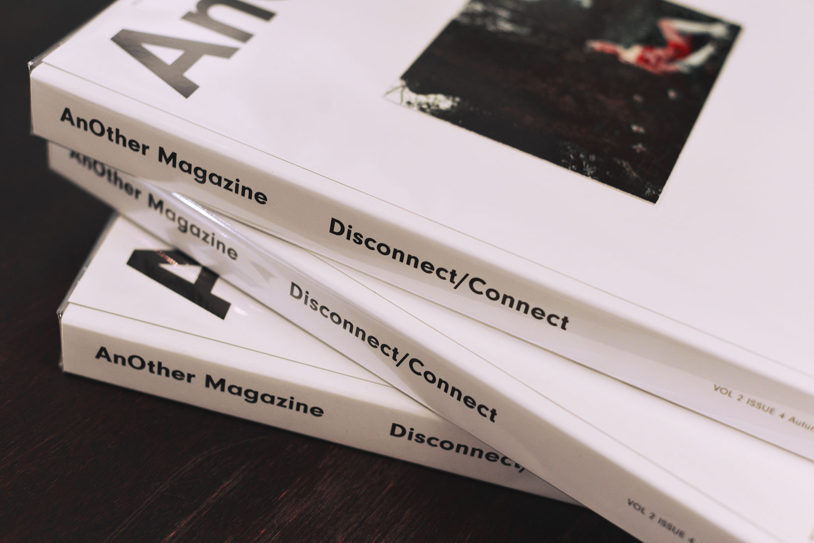 Willy Vanderperre Shoots an Exclusive 'AnOther Magazine' Cover