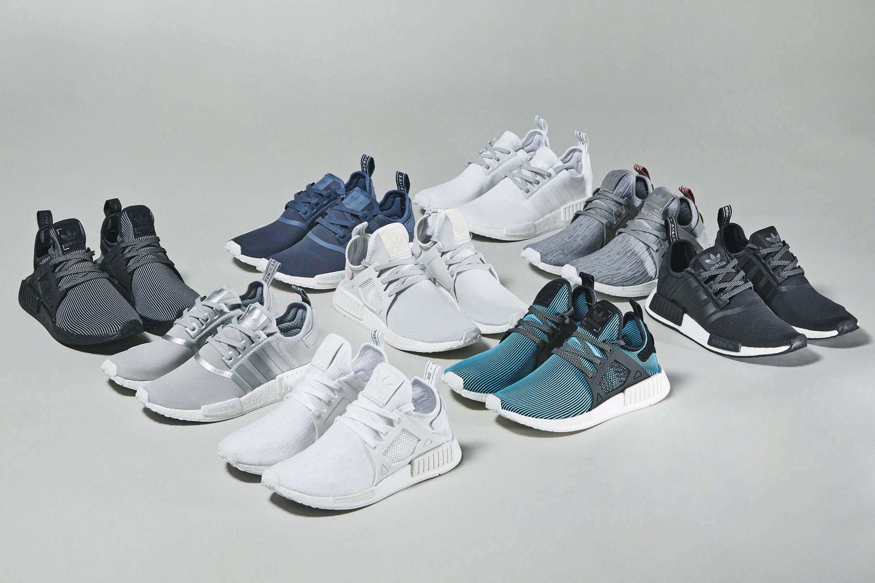 UPDATE: Win Nine Pairs of NMDs With END. and HYPEBEAST
