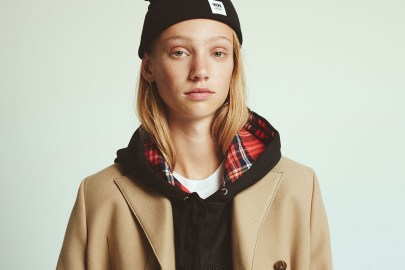 Wood Wood's Latest Editorial Effortlessly Blends Streetwear And Tailoring