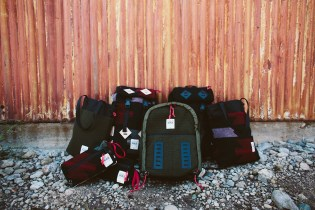 Woolrich's American-Made Fabrics Decorate Some of Topo Designs' Most Popular Bags