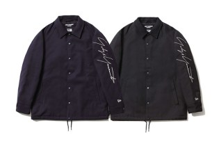 Yohji Yamamoto & New Era Collaborate on a New Collection