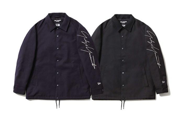 Yohji Yamamoto & New Era Collaborate on a New Collection