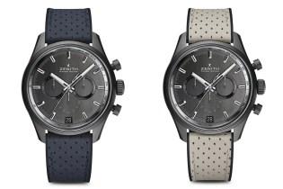 Zenith and Land Rover Drop a Special-Edition El Primero Chronograph