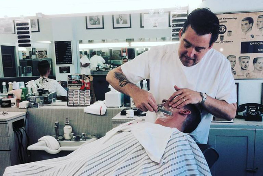 10 Old School Barbershops That Helped Pave the Way Back to Vintage ...