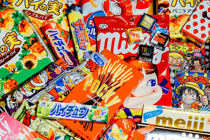 These Are the Trick or Treat Goodies You Would Find in Japan