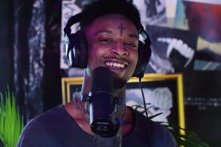 "Watch 21 Savage Freestyle Over Gucci Mane's ""Sun Valley"""