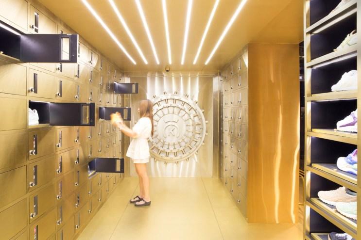 A Look Inside 24 Kilates' Bank Vault-Like Bangkok Store