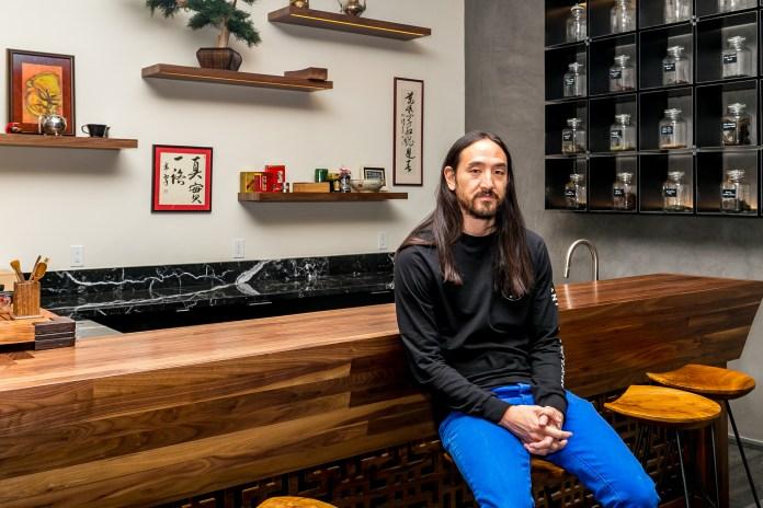Chronic Risk-Taker: Steve Aoki Details His Transformative Process
