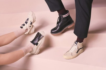 MARNI and Zalando Make Their Imprint on a Slew of Iconic Footwear Brands