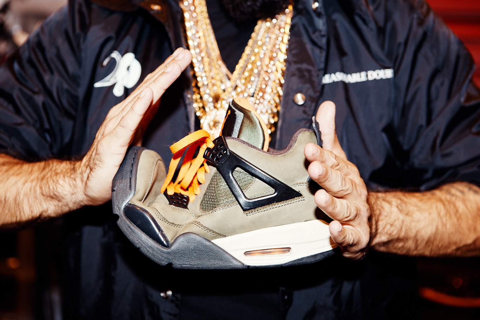 "An Extensive Look Inside Mark ""Mayor"" Farese's $1 Million USD Rare Sneaker Collection"