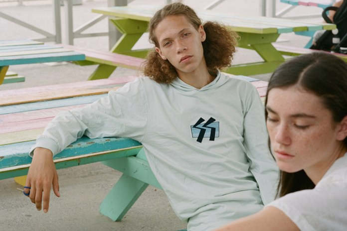 "Stüssy Presents ""Material Space"" Editorial in 'Biannual' Volume 8"