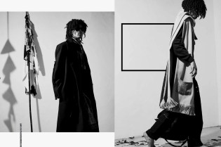 Tourne De Transmission Showcases Its Yann Romain Inspired Collection