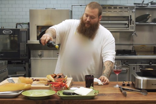 """Action Bronson Shows Us How to Make """"The Perfect F*cking Sandwich"""""""