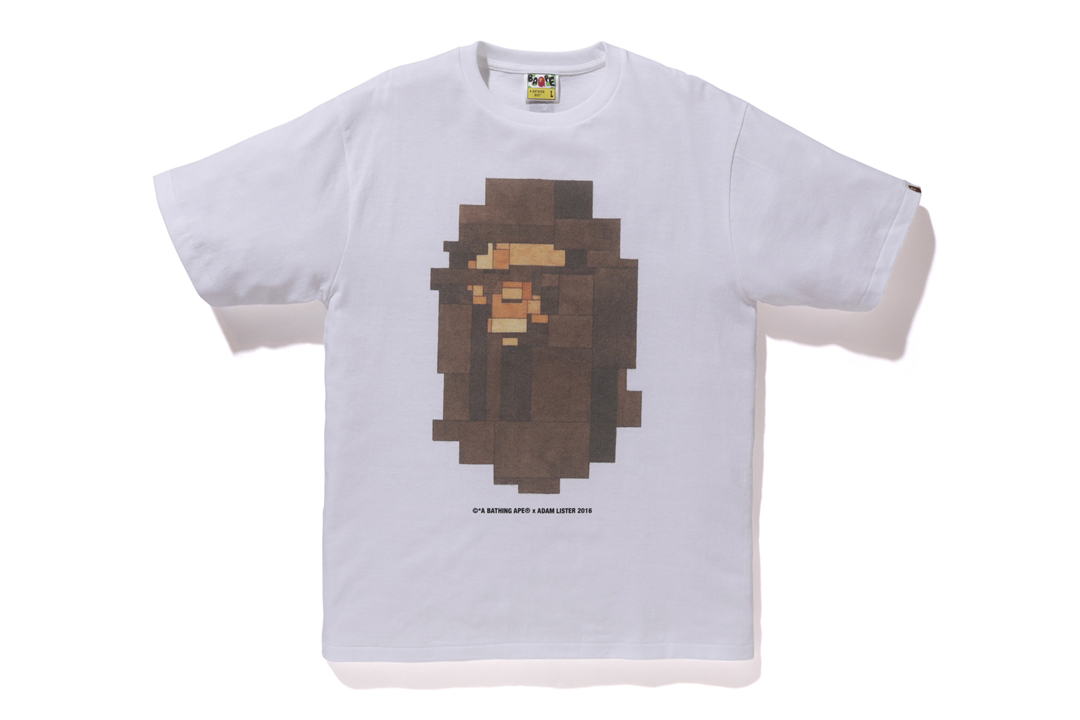 BAPE Enlists Artist Adam Lister for an Exclusive Collection