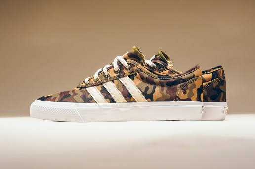 "adidas Drops the adi-Ease in ""Camo"""