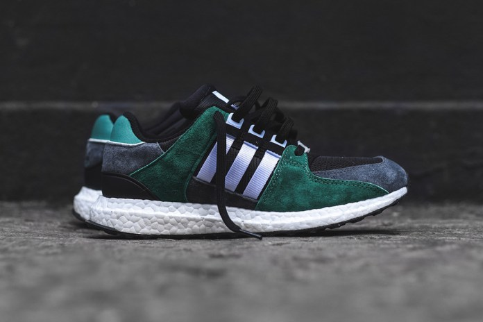 "adidas Brings the EQT's Original ""Sub Green"" Colorway to the Support 93/16"