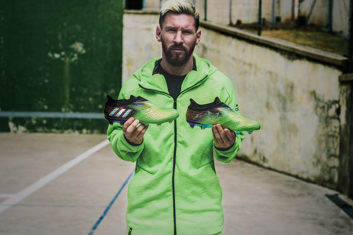 adidas Celebrates the Greatest Number 10 of All-Time With Limited-Edition Messi 10/10 Boots