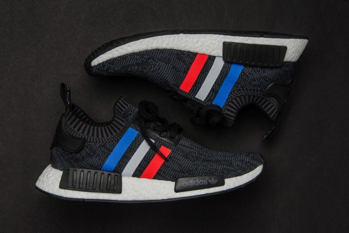 "Here's an In-Depth Look at the adidas Originals NMD_R1 ""Tri-Color"" Pack"