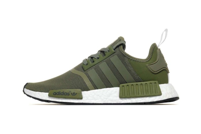 adidas Brings out Another Olive NMD R1